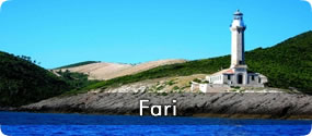 Fari in Croazia