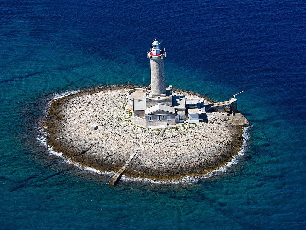 I fari della Croazia - Andare in Croazia