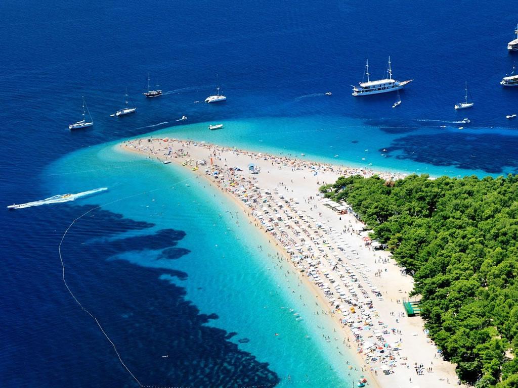 Le pi belle spiagge della croazia andare in croazia - Immagini di spongebob e sabbia ...
